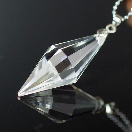水晶ペンデュラム