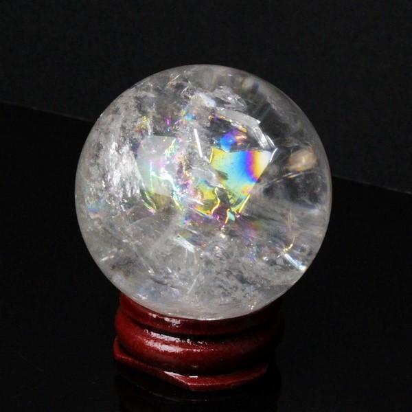 水晶レインボー
